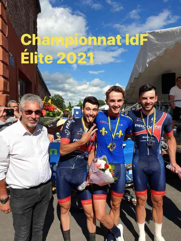 PCO Champion Le Fur - Champions Ile de France X 4 !