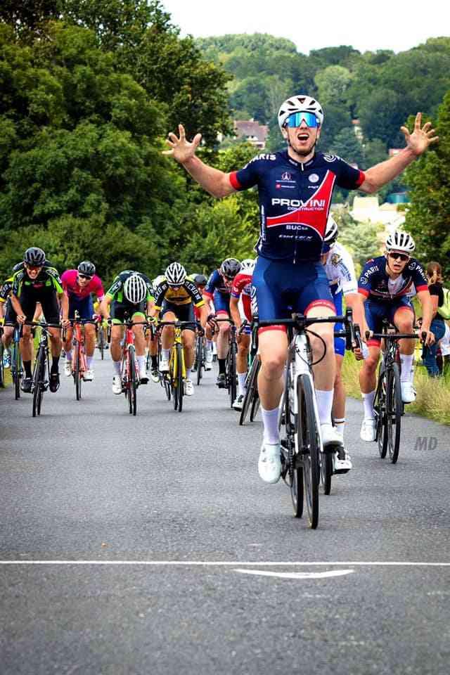 PCO Tardif champion - Champions Ile de France X 4 !
