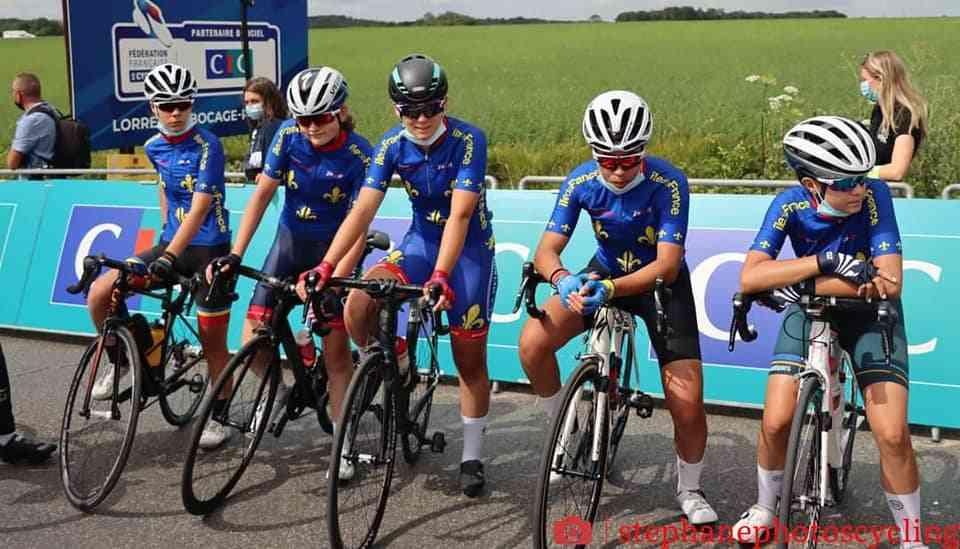 PCO leonie Frances - Championnats de France de l'Avenir
